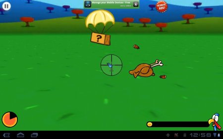 скачать Turkey Blast Reloaded Free